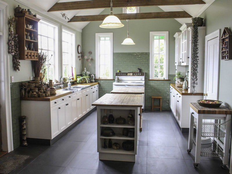 Farmhouse Kitchen Tasmania