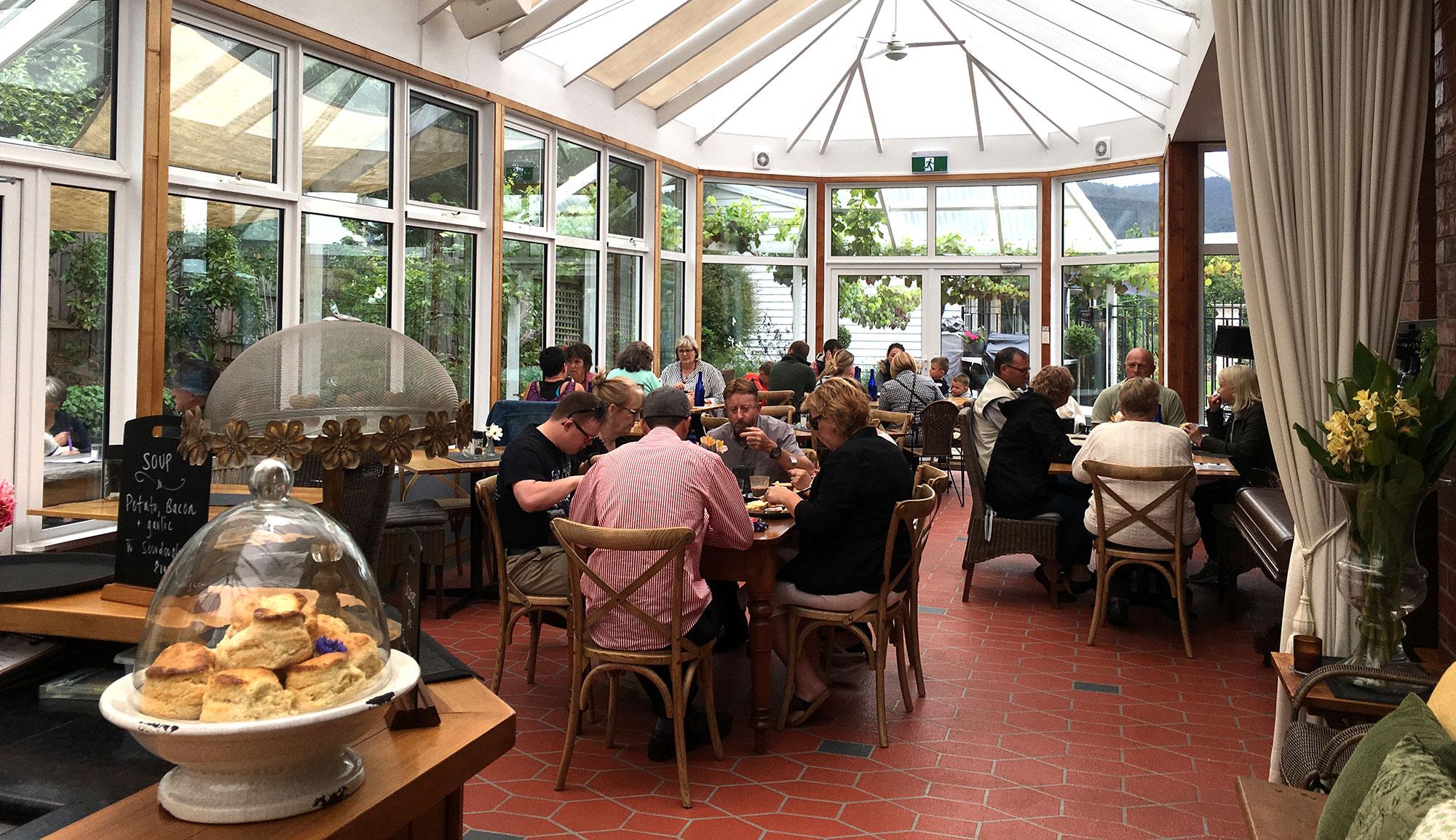 Conservatory Cafe